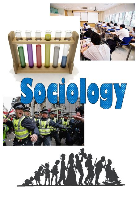 Sociology A Level Course Flyer, NHGS Sixth Form